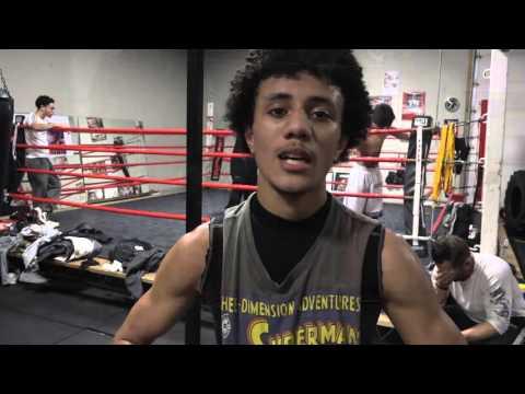 Jose Ferrer Jr. - Santiago HEART Boxing (New Bedford, MA)