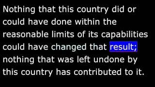 American History - Part 193 - Truman - Marshall Plan - America saves European Economy