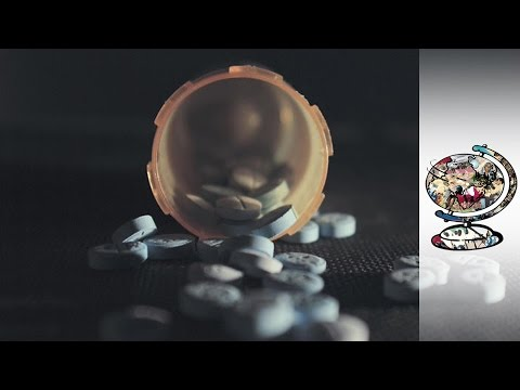 US Addiction Epidemic Fuelled By Pharma Corporations (2015)