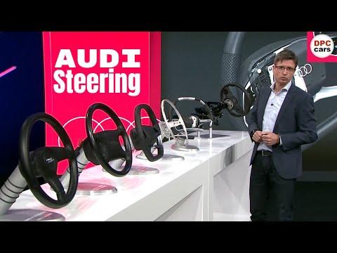 Audi Steering Technology TechTalk Presentation