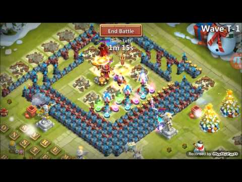 Castle Clash How To Beat HBM T