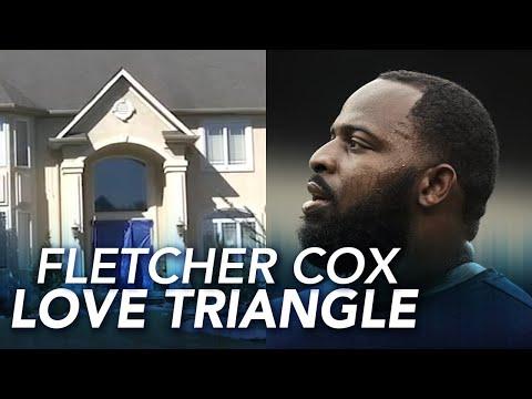 Dan Blackman -  A violent confrontation at Philadelphia Eagles Fletcher Cox's house!