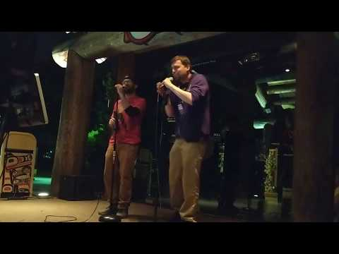 Karaoke at St. Jude PLAYLIVE - Africa by Toto