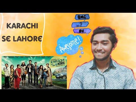 Karachi se Lahore | Pakistani Comedy movie Scene | Yasir Hussain | Indian Reaction | SAHIL DANDELIYA