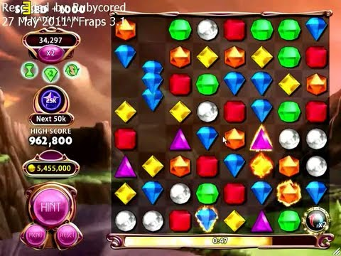 Bejeweled Blitz - Play Game Online