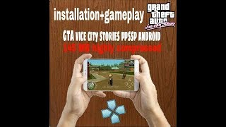 How to download GTA vice city in Android highly compressed