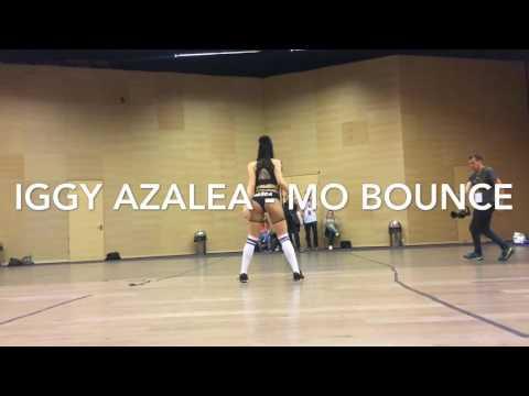IGGY AZALEA - MO BOUNCE | TWERK BY DAHA ICE CREAM