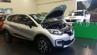 Renault Captur 1.6 Intense AT! (Review) Detalhes Interno e Externo.