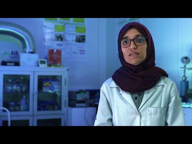Fondation MAScIR - Développement d'un textile hydrophobe