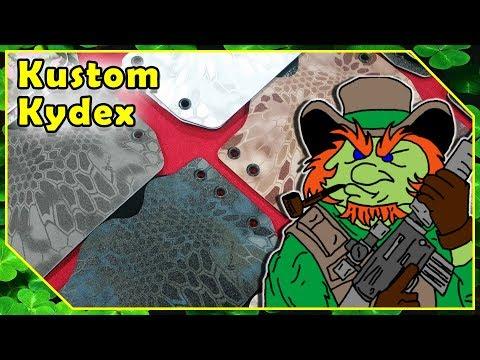 Bullseye Holsters - Custom Kydex OWB Holster - Wanenmacher Tulsa Arms Show