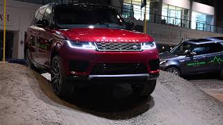 2019 Chicago Auto Show | Range Rover Test Drive