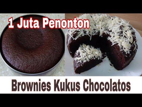 Resep Brownies Kukus Chocolatos    Takaran Sendok