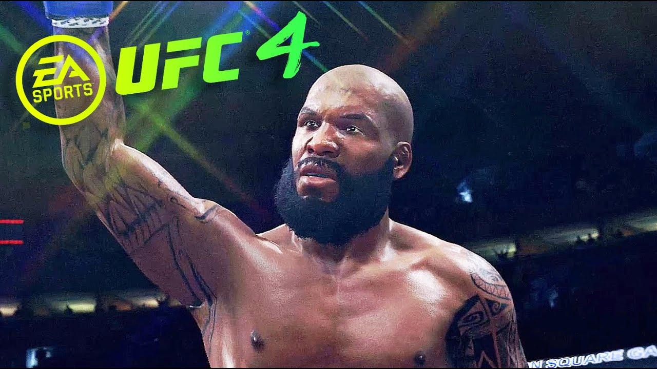REQUIS UFC 4 DEBUT
