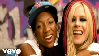 Repeat youtube video Avril Lavigne - Girlfriend ft. Lil Mama