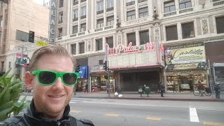 #149 (1/5/2017) The Palace Theater - Thriller, Big Lebowski : Filming Locations