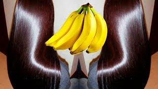 O que a Banana pode fazer para o seu cabelo – Progressiva caseira de banana