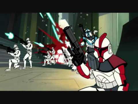 clone wars 2003: clone troopers kick butt - youtube