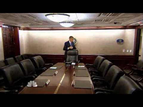 Inside the Situation Room: Obama on making OBL raid decision  Pt 3 of 5