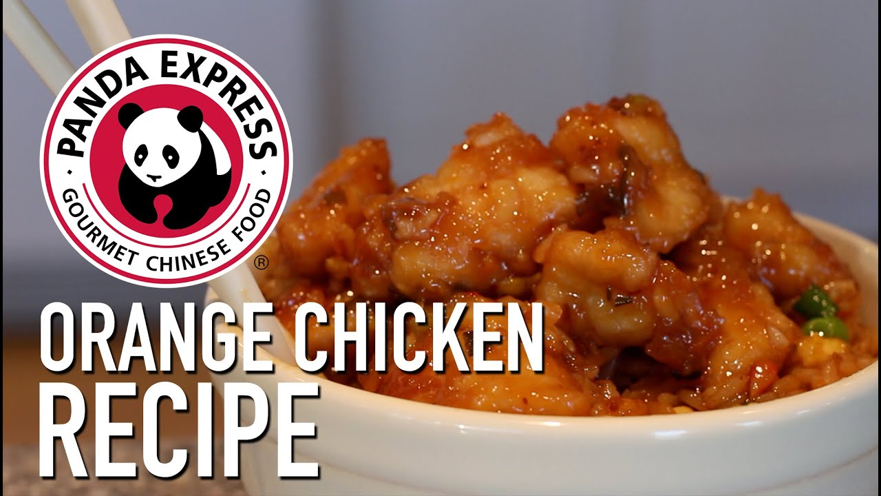 Diy panda express orange chicken feat mom youtube forumfinder Choice Image