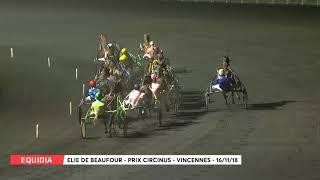 Vidéo de la course PMU PRIX CIRCINUS