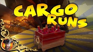 Sea Of Thieves - Cargo Runs & Everything You Need To Know about them