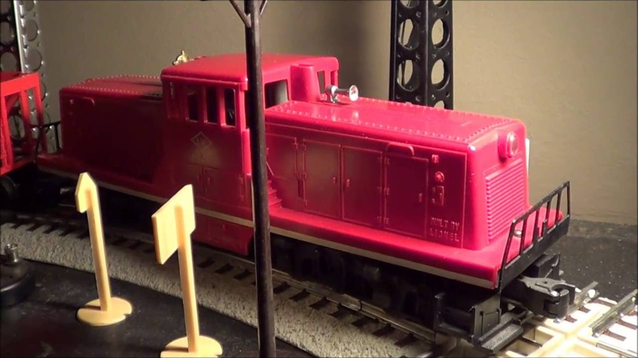Lionel Lehigh Valley 627 44 Ton Center Cab Diesel Switcher Youtube