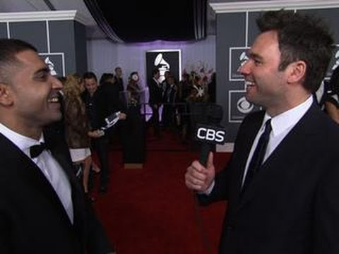 55th Grammy Awards - Jay Sean Interview