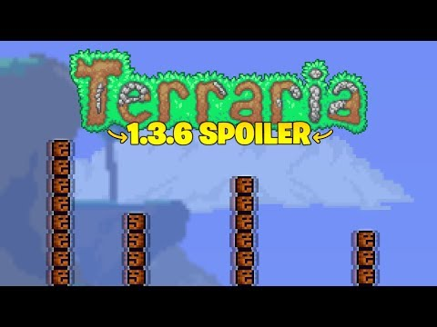Terraria 1.3.6 adds Impossible New feature