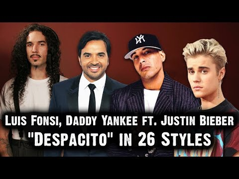 Luis Fonsi, Daddy Yankee ft. Justin Bieber - Despacito | Ten Second Songs 26 Style Cover |