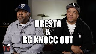 Dresta and BG Knocc Out on Confronting Suge for Saying He Wanted to Slap Them (Part 6)