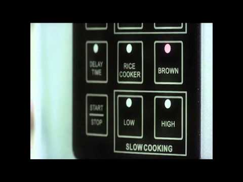 aroma electric rice cooker manual
