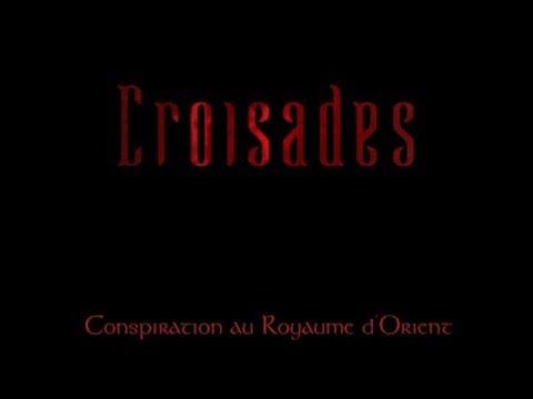 """""""Croisades - Conspiration au Royaume d'Orient : Le Film"""". PC/Mac, (FR, 1997)"""