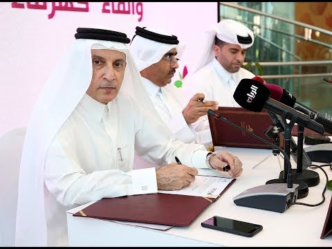 QA and HIA Annonce partinerships with Tarsheed​ Qatar for energy and water conservation