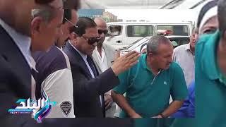 محافظ الغربية يفتتح مشروعات خدمية ووحدة إسعاف بقرية فيشا سليم.. فيديو وصور