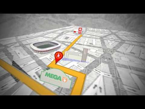 Mapa Oficinas Transportes K