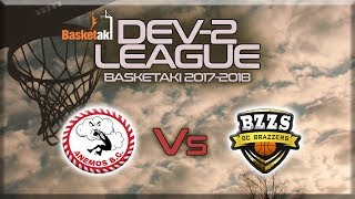 Basketaki The League - Άνεμος BC Vs Brazzers (20/3/18)