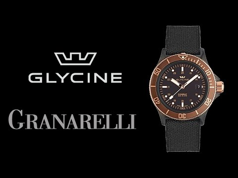 GLYCINE COMBAT SUB GOLDEN EYE