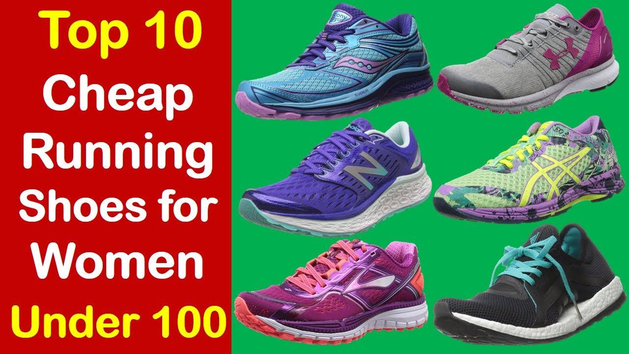 54ee90b02a Best Cheap Running Shoes 2017– Best Running Shoes Under 100 Dollars (For  Women)