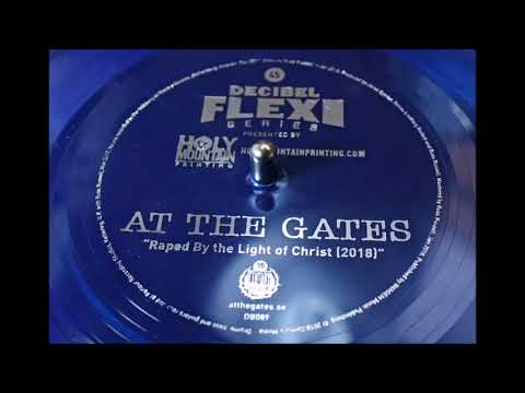 At The Gates - Raped By The Light Of Christ