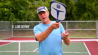 Pickleball 101: The Basics of a Pickleball Serve