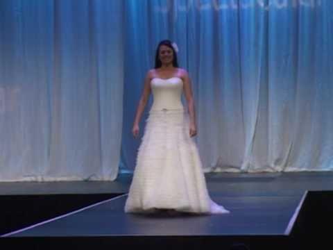 Las Vegas Bridal Spectacular Fashion Show Presents David's Bridal Designer Wedding Gowns