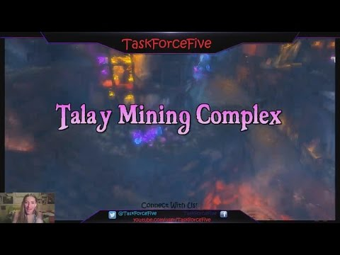 Dungeon Defenders - Talay Mining Complex [1]