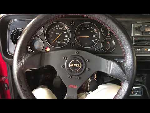FORD CAPRI 2.8i V6 COLOGNE RUDE & ROUGH SOUND