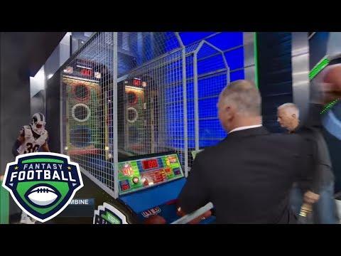 Matthew Berry vs. Adam Schefter: Fantasy Football Combine battle! | Fantasy Football Marathon | ESPN