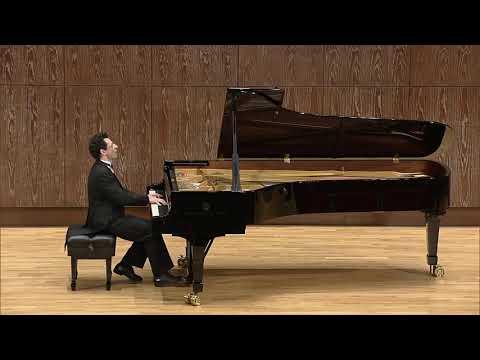 Roman Zaslavsky live:  Robert  Schumann  Kreisleriana Op. 16 1080p