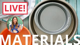 Everything You Need To Know About Bakeware: Materials!