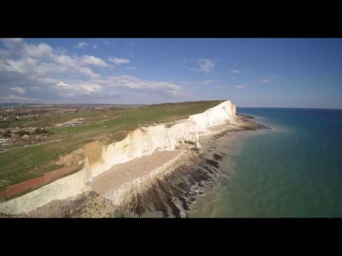 Seaford, East Sussex - 4K