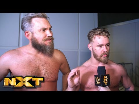 Moustache Mountain hit a sore spot for The Forgotten Sons: NXT Exclusive, March 6, 2019