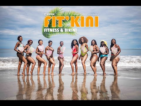 FIT'KINI L'EXPERIENCE (FITNESS RETREAT) - KRIBI CAMEROUN | M