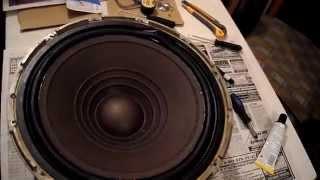 Ремонт акустики Корвет 150 АС-001 [Частину 01]